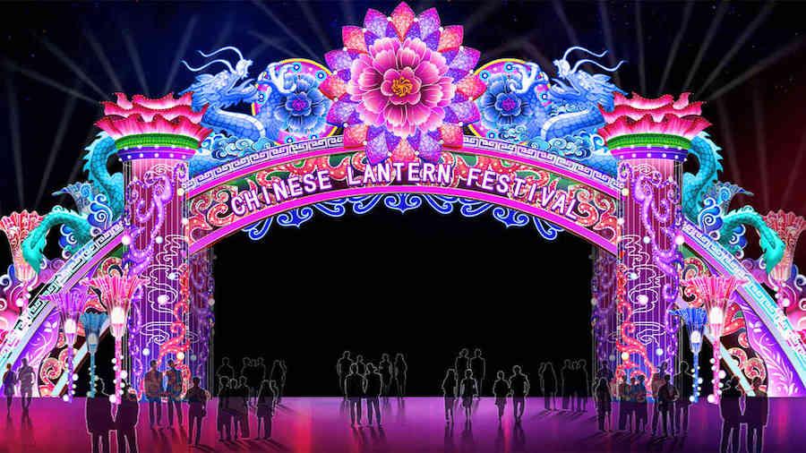 Chinese Lantern Festival Pomona 2019