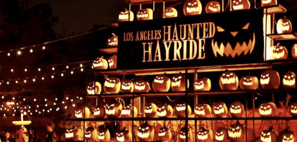 Haunted Hayride Los Angeles