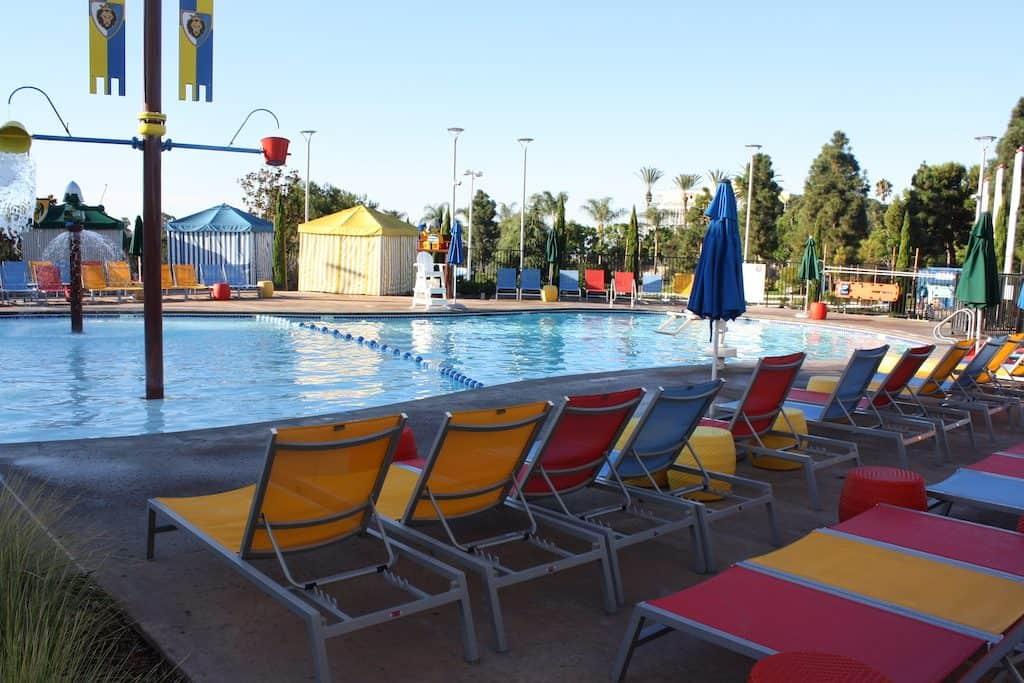 Castle Hotel Pool