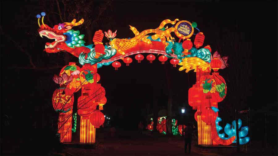 NYC Winter Lantern Festival Coupon Code
