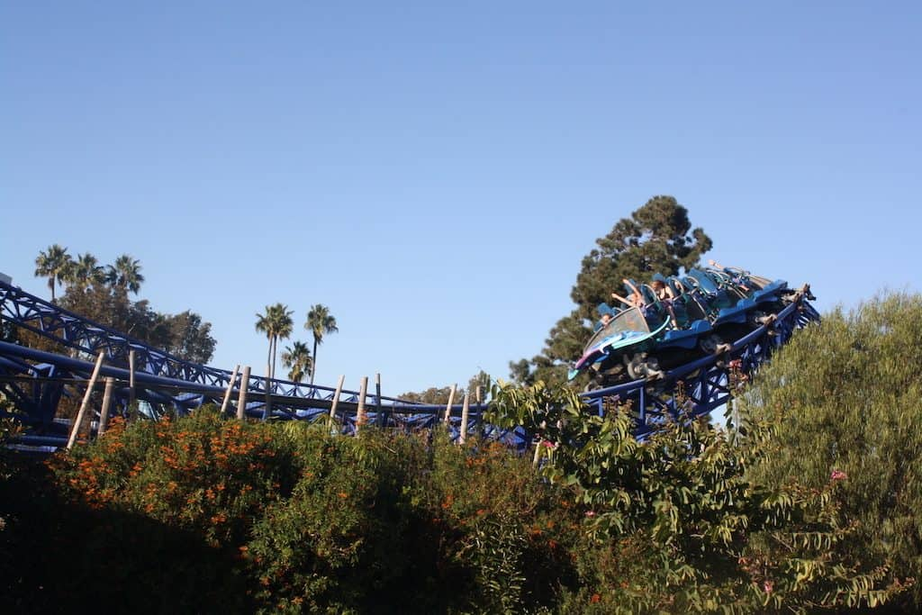 SeaWorld San Diego Rides