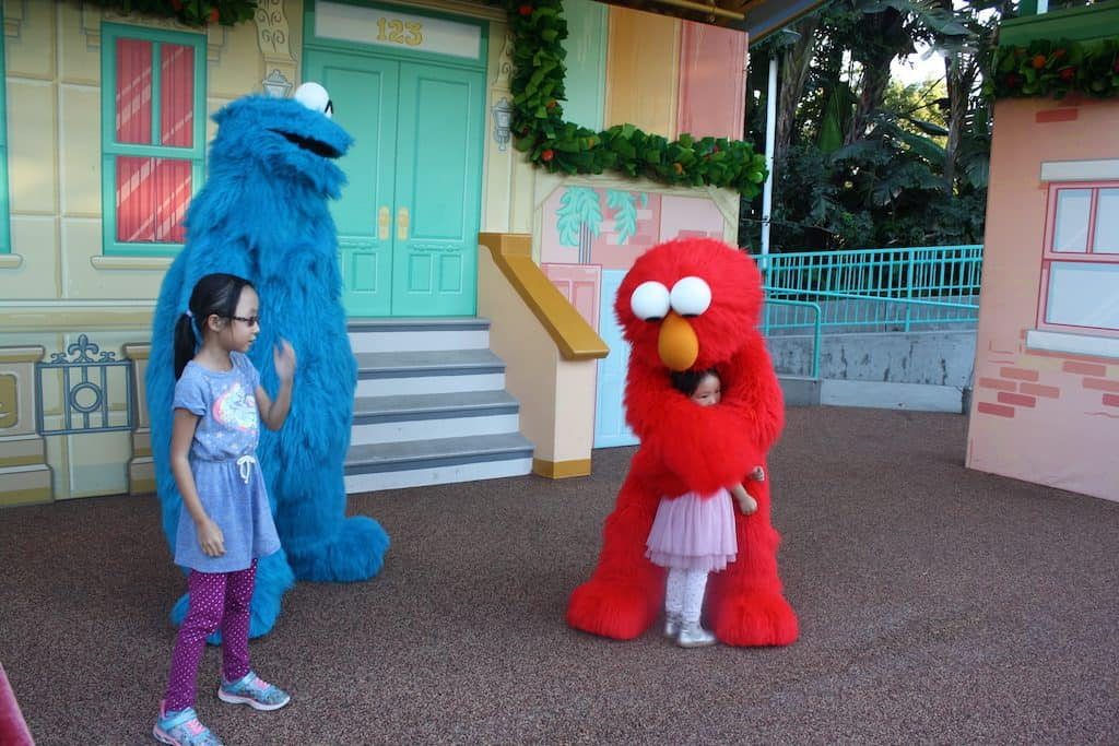 SeaWorld Rides for Toddlers