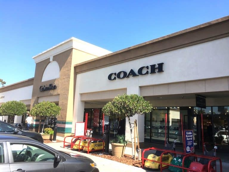 Southern California Outlet Malls