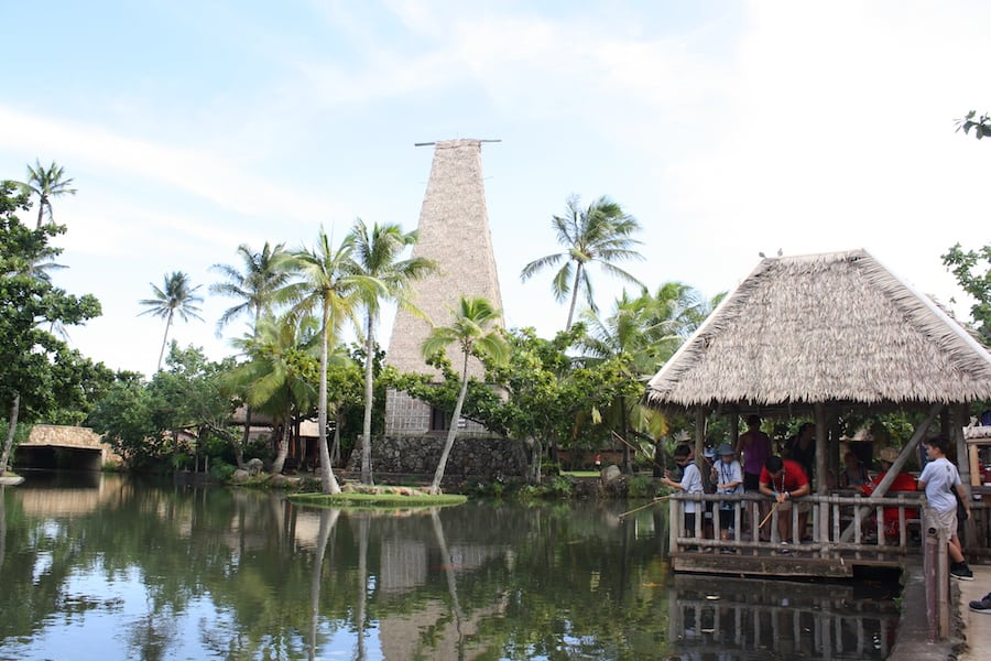 things to do at polynesian cultural center - go fishing