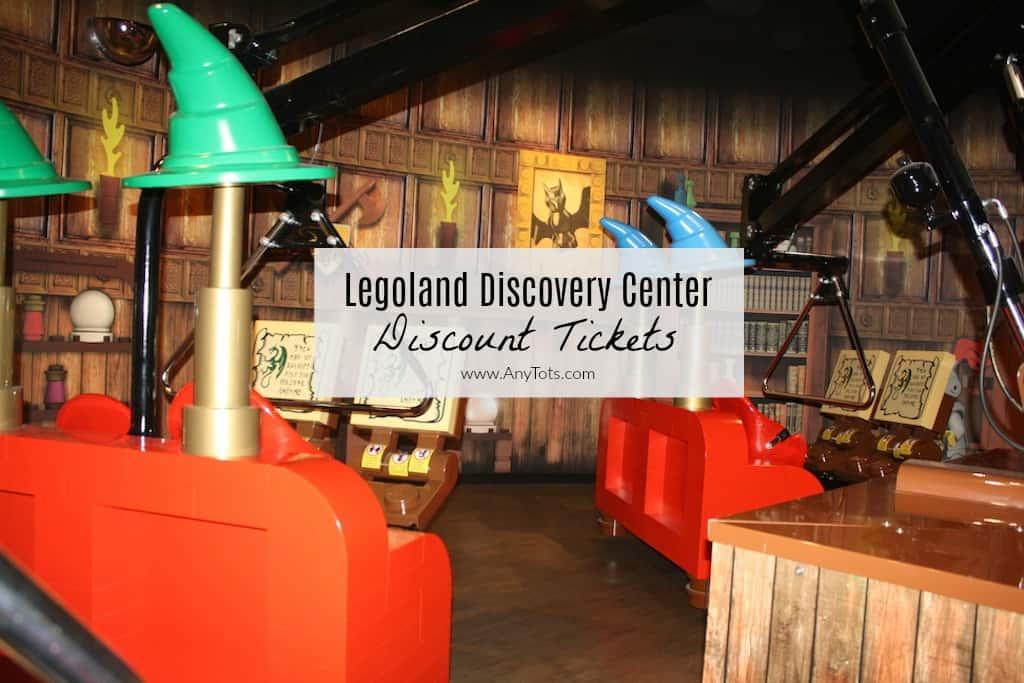 Legoland Discovery Center Discount