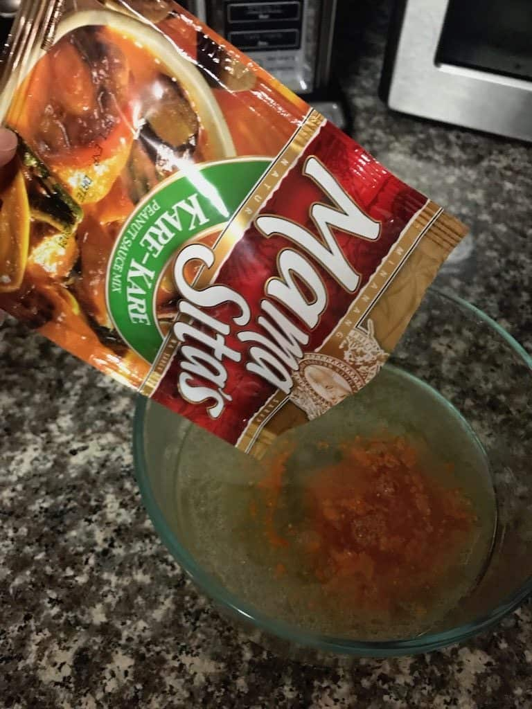 Mama Sita Kare Kare Peanut Sauce Mix