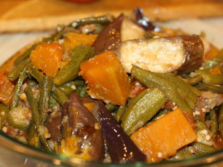 Pinakbet Instant Pot Filipino Vegetable Recipe Any Tots
